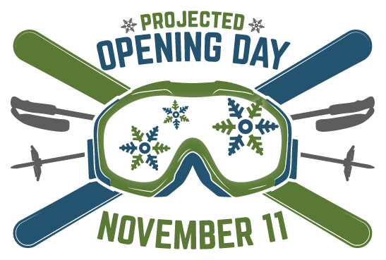 Projected Opening Day November 11, 2017