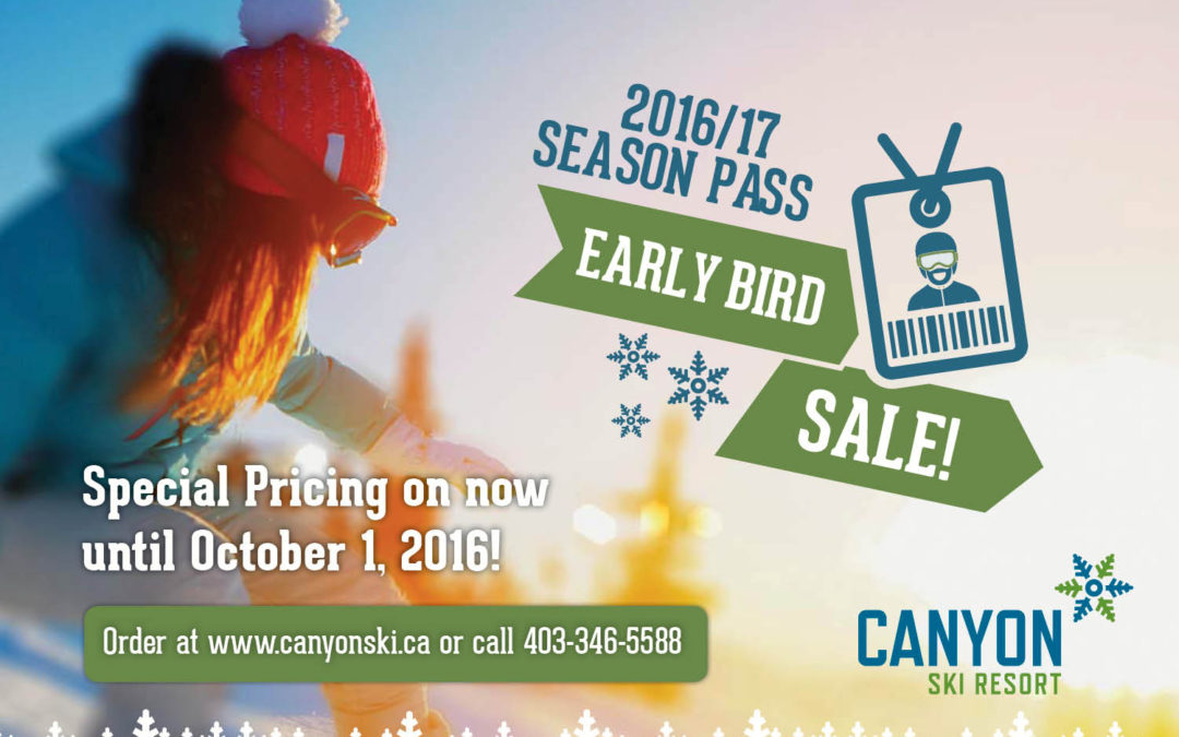 Buy your season pass by August 15th to receive up to 24% off!