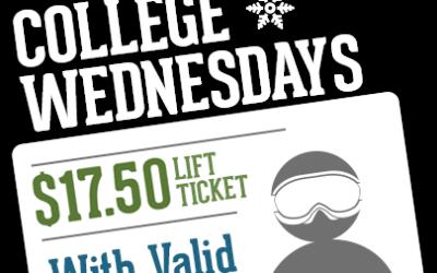 Kraze College Wednesday
