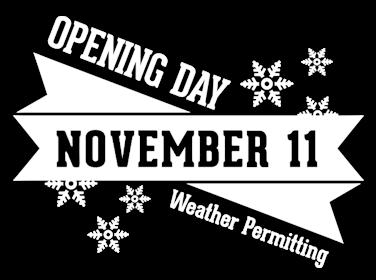 Opening Day 2016 - November 11
