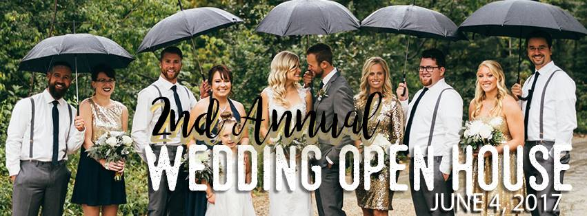 2nd Annual Wedding OPEN HOUSE!!