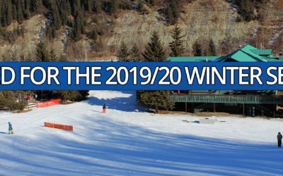 Canyon Ski Resort UPDATE ON COVID -19
